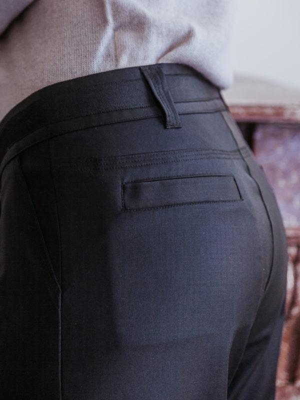 short en laine fabrication française