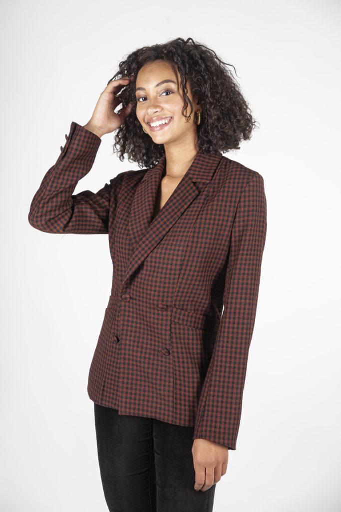 veste en laine fabrication française