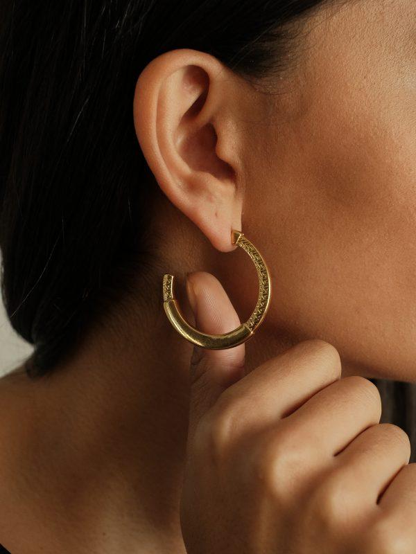 boucles d'oreilles Aurélie