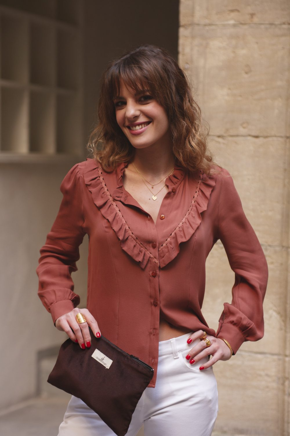 blouse made in france