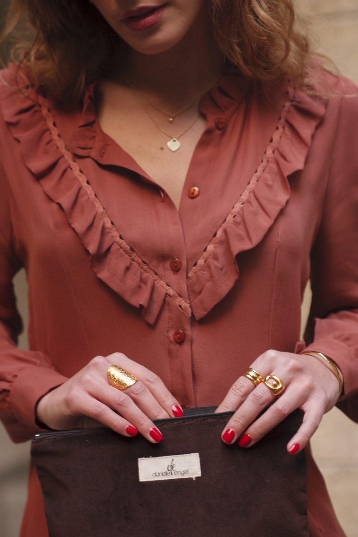 blouse fabrication française
