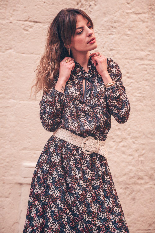 robe style bohème