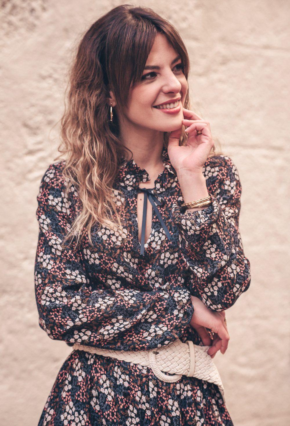 robe lya style bohème