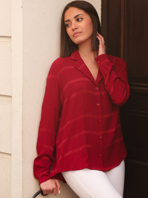 chemise made in France pour une mode éthique