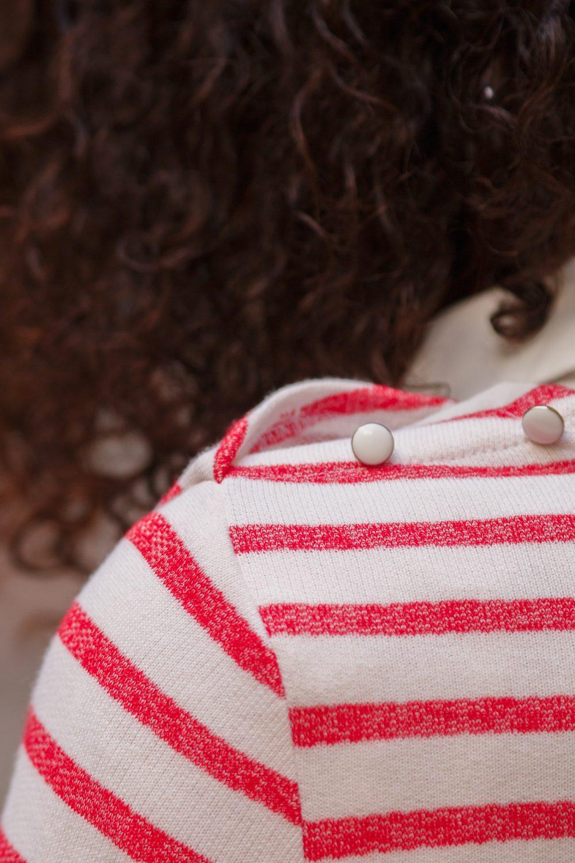 pull marinière made in France pour une mode éthique