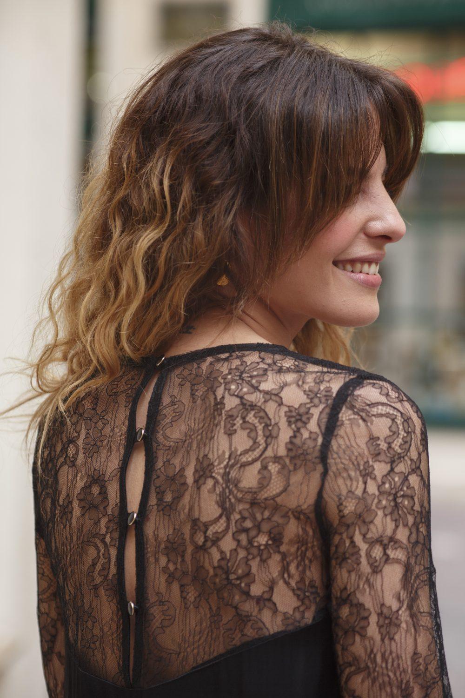 robes, nouveautes - Robe Gaby noire
