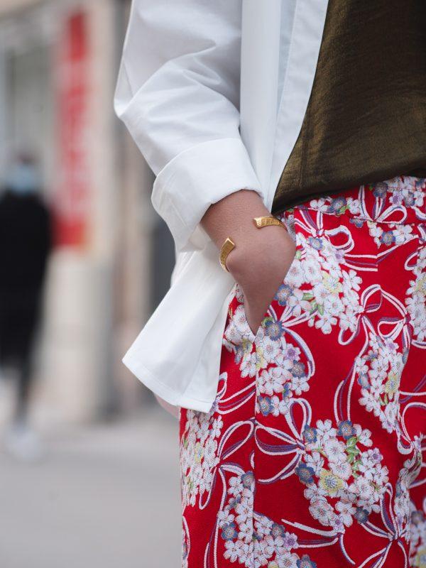 pantalon tout en couleur made in France