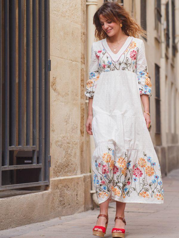 robe magnifique style bohème