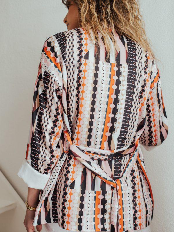 veste kimono made in France