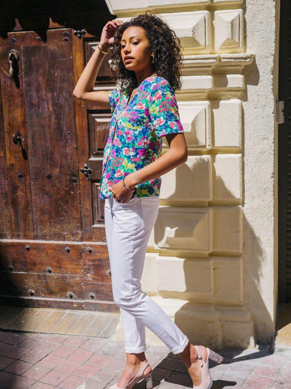 blouse made in France pour une mode éthique