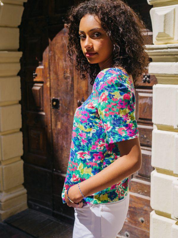 blouse fabrication française pour une mode éthique