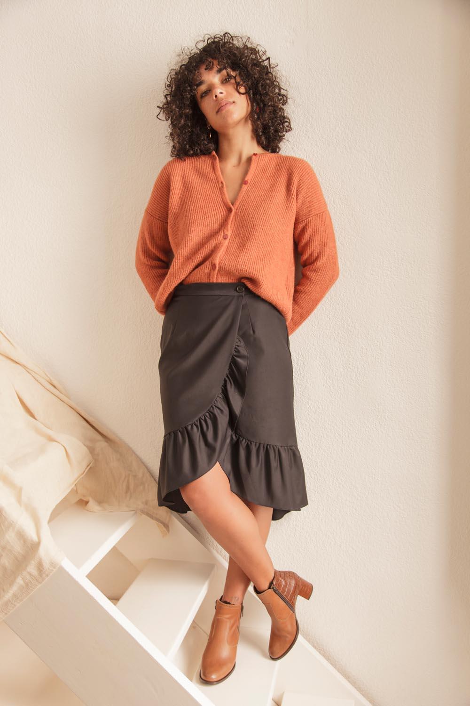 jupe fabrication française pour une mode éthique