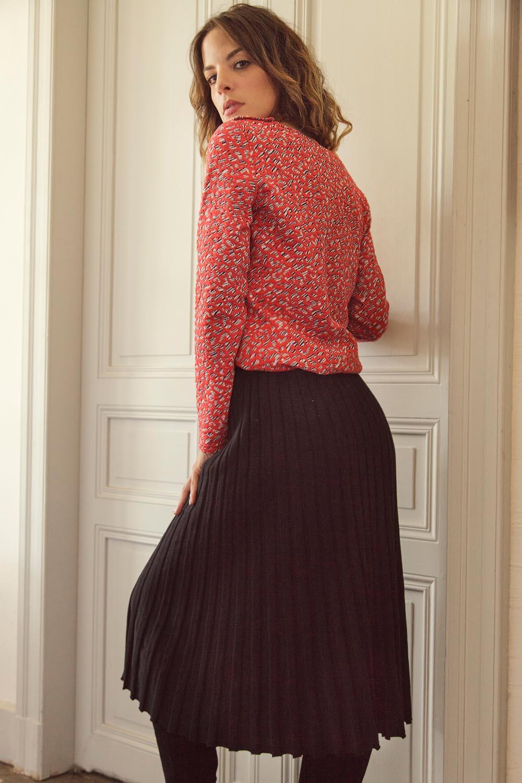 pull en coton Made in France pour une mode éthique