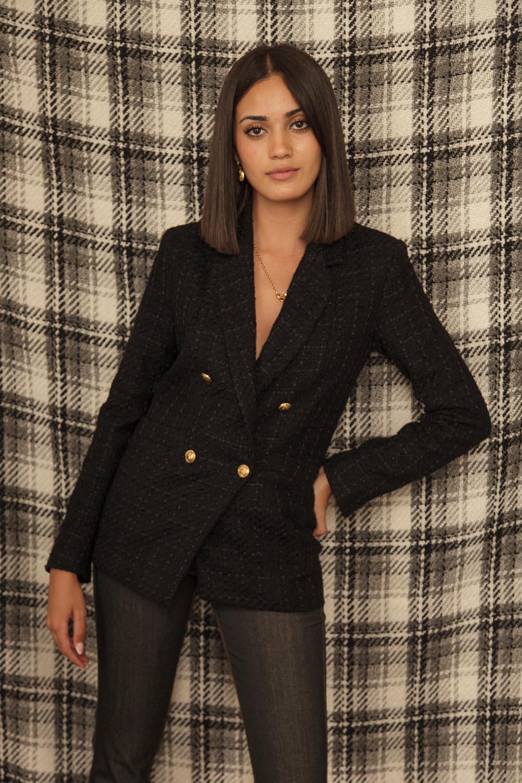 veste chic et confortable made in France